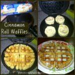 cinnamonrollwaffles