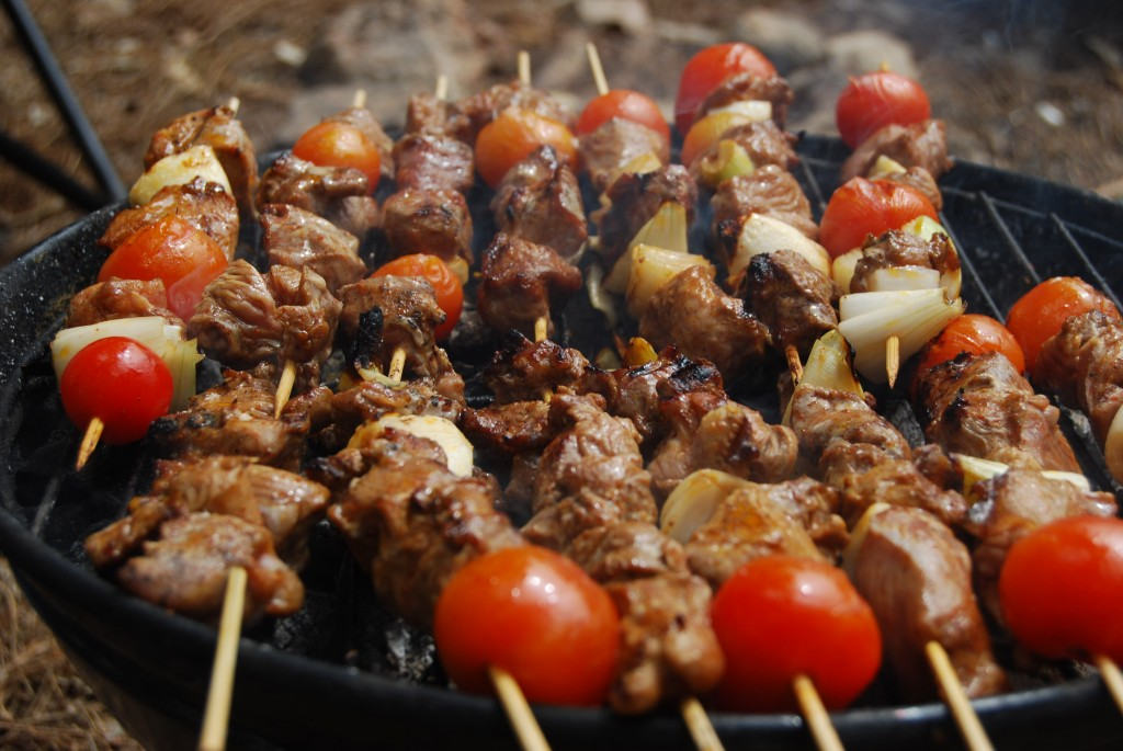 Summer dinner party menu ideas this lady blogs for Summer party menu ideas