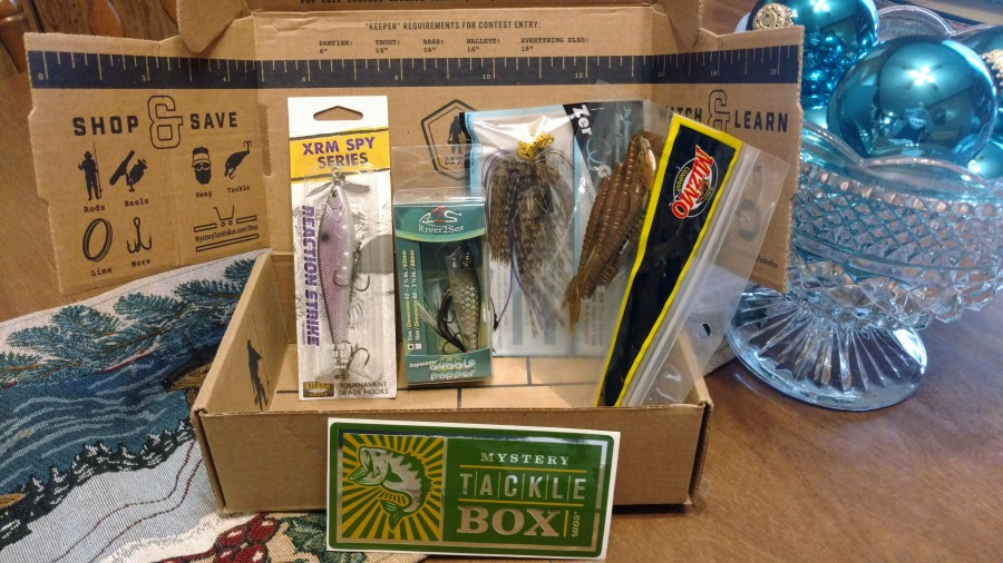Mystery Tackle Box Is The Perfect Gift For Any Angler