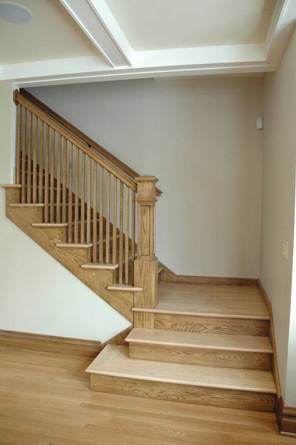 Basement Stair Landing Decorating: How To Choose The Right Kind Of Staircase For Your Home