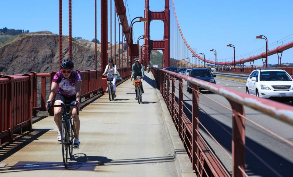 San Francisco Attractions You Can See While Biking This